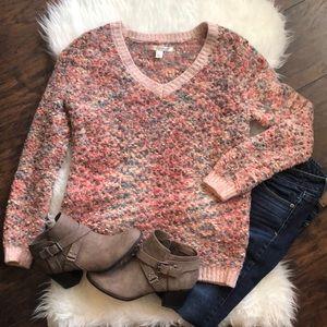 Lauren Conrad Mulit-colored Sweater